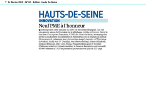leparisien.fr RTB mobile advertising